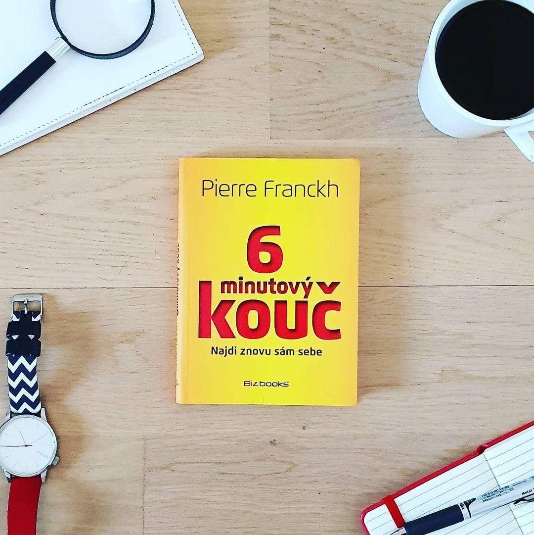 6 minutový kouč (Der 6-Minuten-Coach) - Pierre Franckh