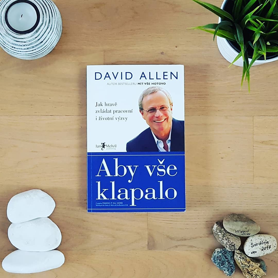 Aby vše klapalo (Making It All Work) - David Allen