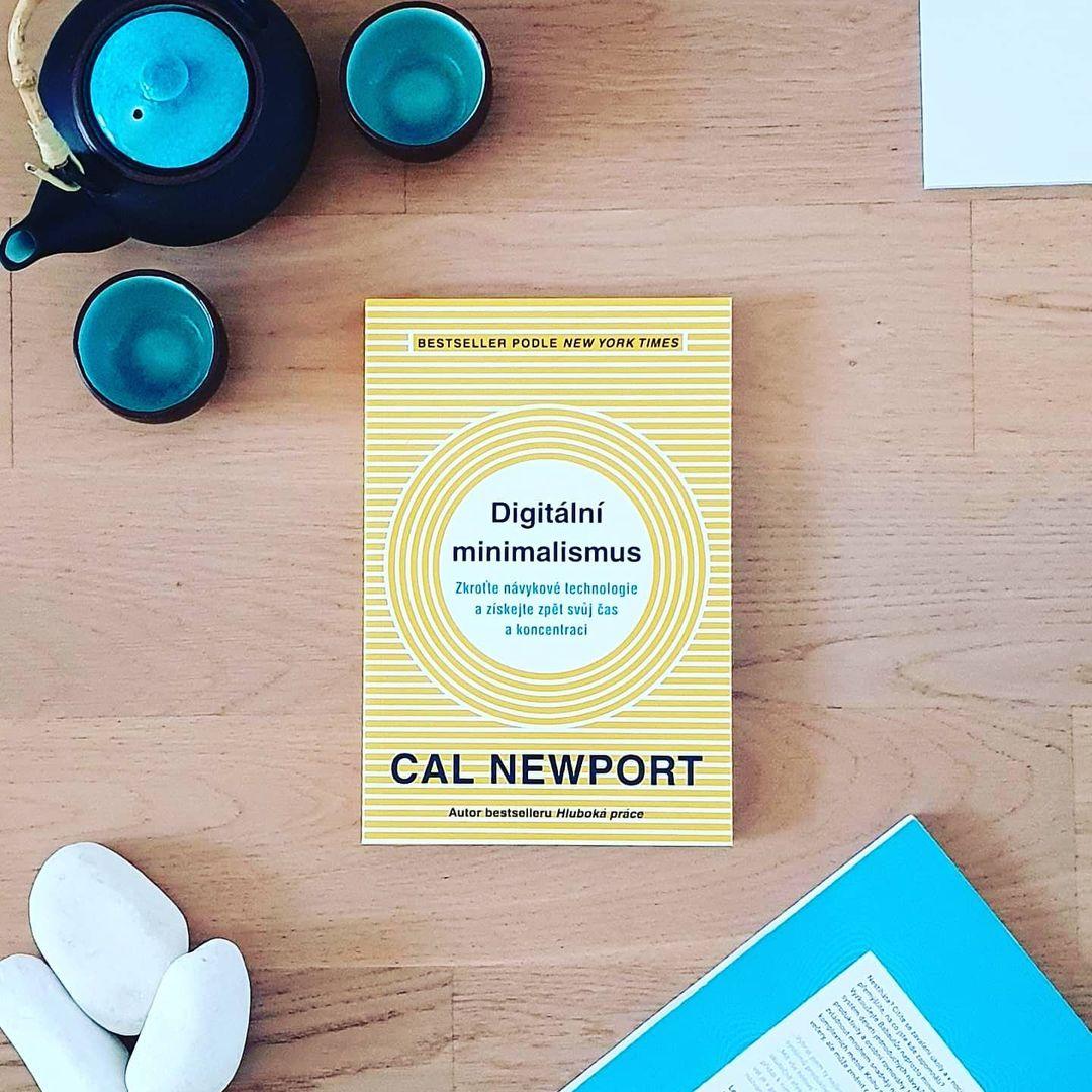 Digitální minimalismus (Digital Minimalism) - Cal Newport