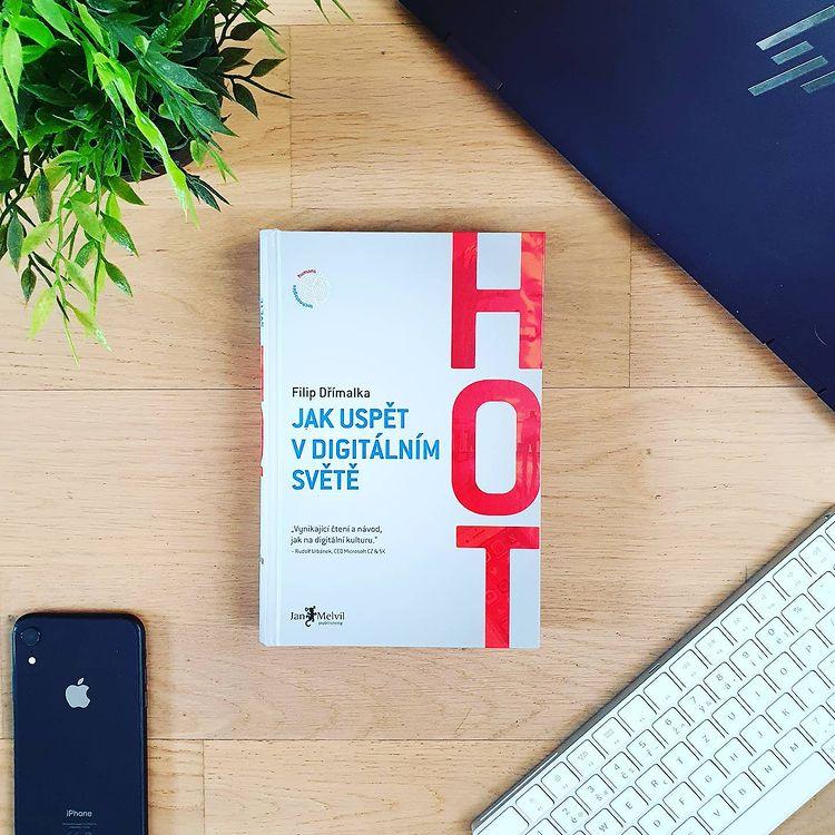 HOT - Jak uspět v digitálním světě - Filip Dřímalka