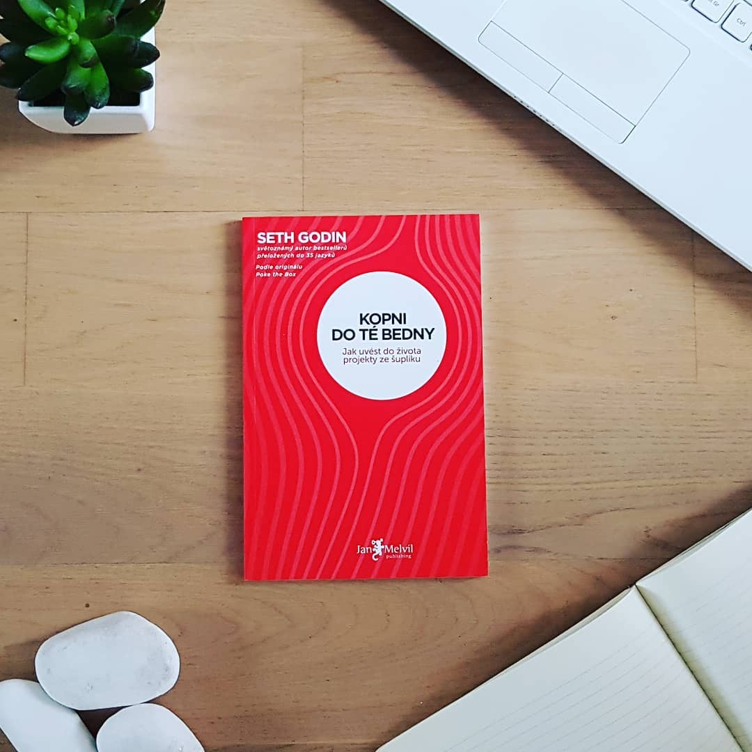 Kopni do té bedny  (Poke the Box) - Seth Godin