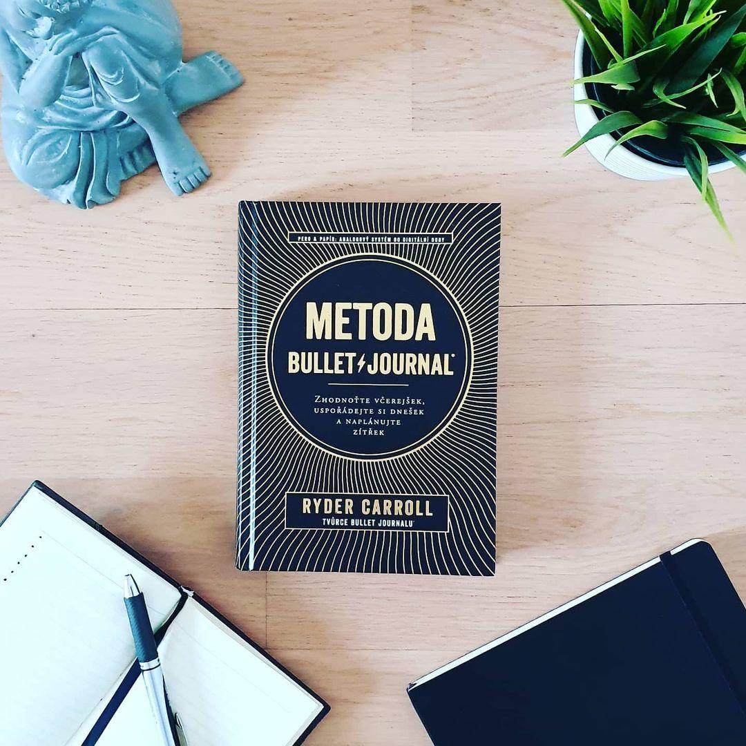 Metoda Bullet Journal (The Bullet Journal Method) - Ryder Carroll