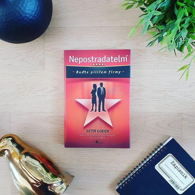 Nepostradatelní (Linchpin: Are You Indispensable?Linchpin: Are You Indispensable?) - Seth Godin