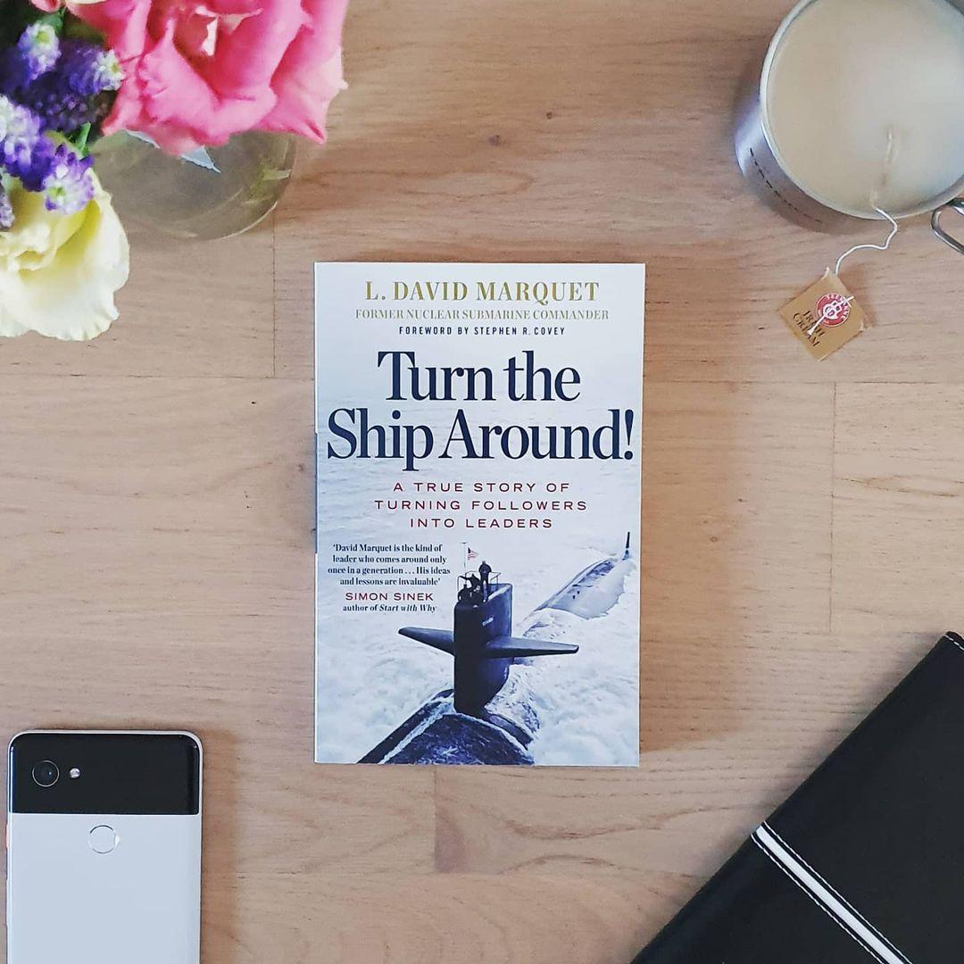 Otočte svou loď! (Turn the Ship Around!) - David Marquet