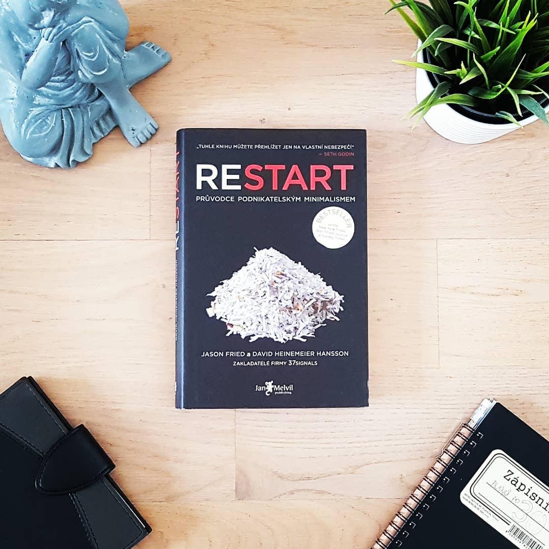 Restart  (Rework) - Jason Fried, David H. Hansson