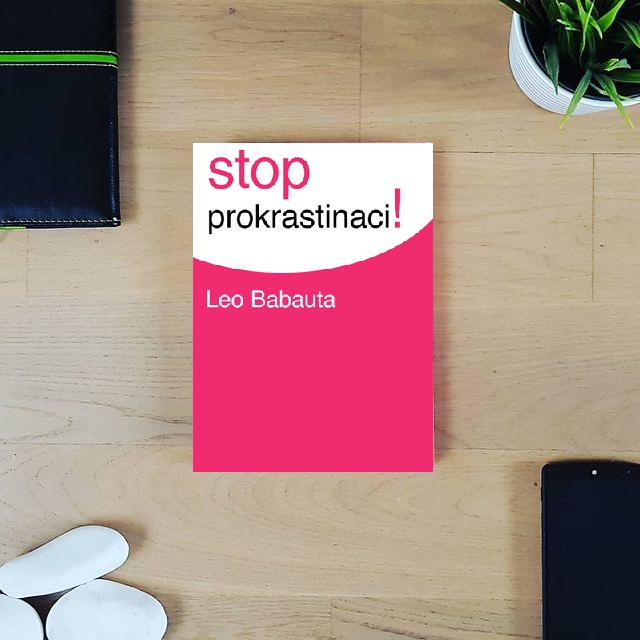 Stop prokrastinaci (The Little Guide to Un-Procrastination) - Leo Babauta