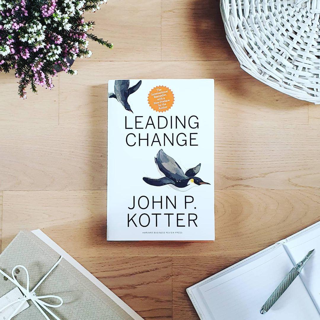 Vedení procesu změny (Leading Change) - John P. Kotter