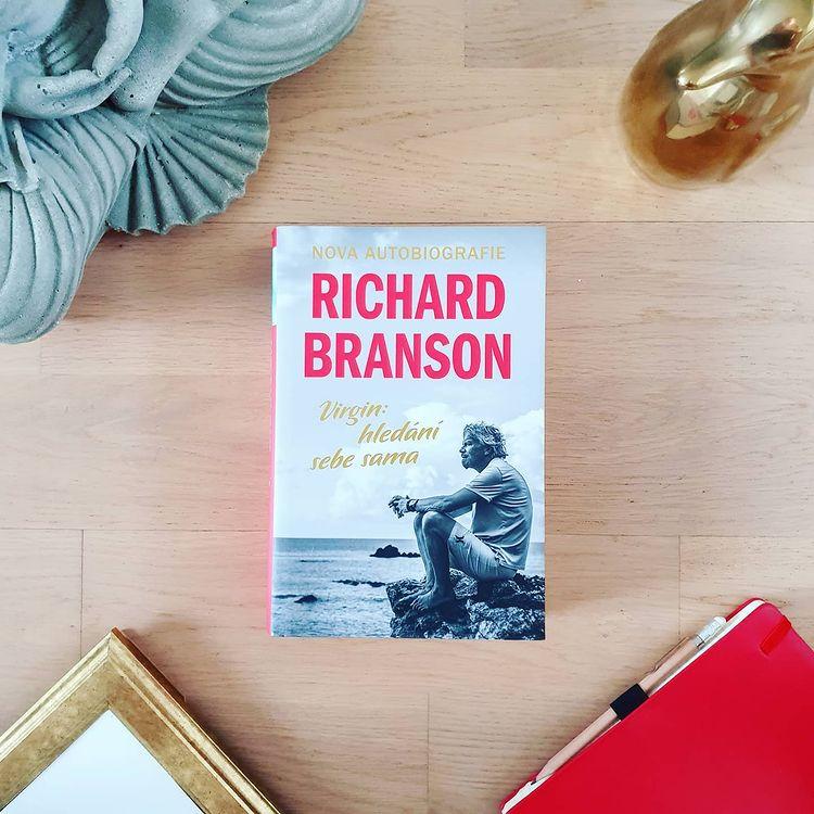 Virgin: Hledání sebe sama (Finding My Virginity) - Richard Branson