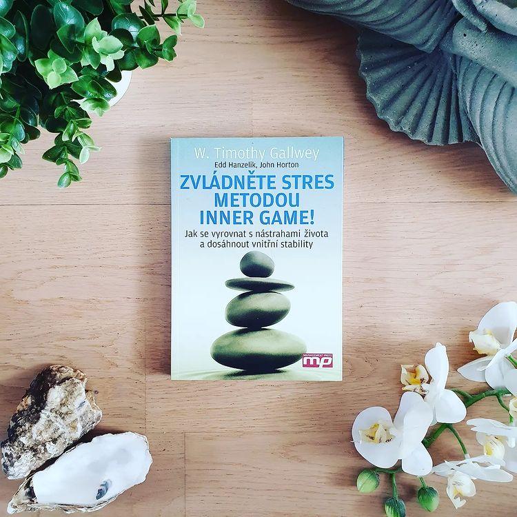 Zvládněte stres metodou Inner Game (The Inner Game of Stress) - Timothy Gallwey, Edd Hanzelik, John Horton