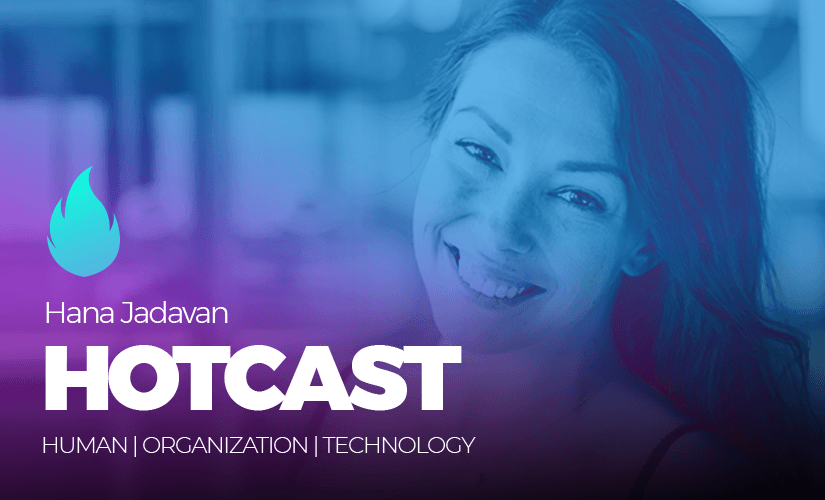Hana Jadavan rozhovor v podcastu HotCast